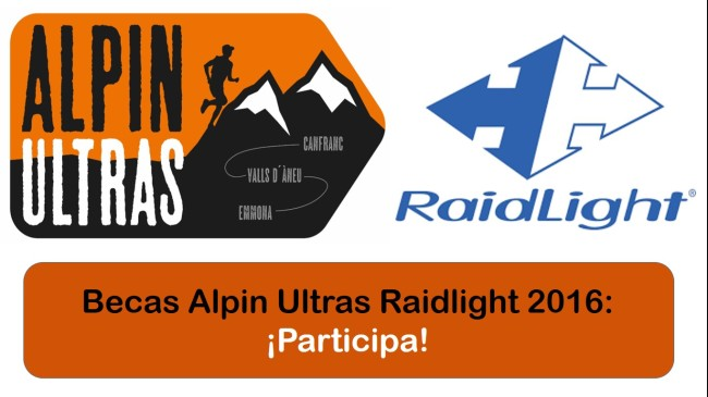 Becas Alpinultras Raidlight 2