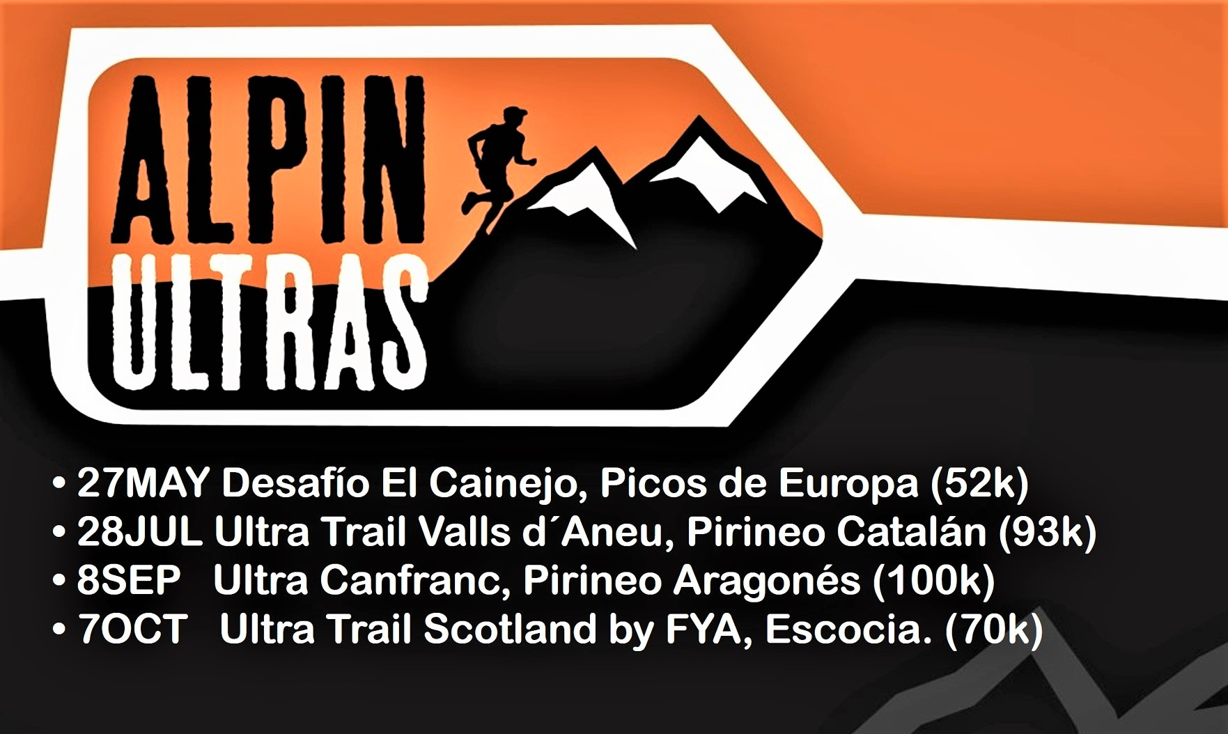 Calendario Ultratrail.Alpinultras 2017 Travels To Scotland For Its First Race