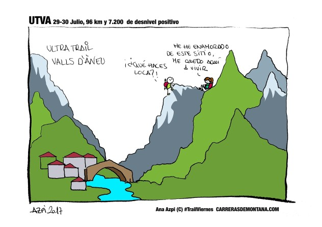Ultra trail Valls d´Aneu 2017 #AneuAlpinultras
