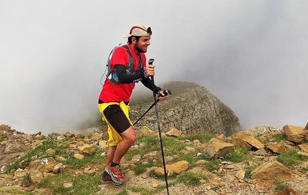 canfranc canfranc coronado Pico Aspe Foto Mayayo