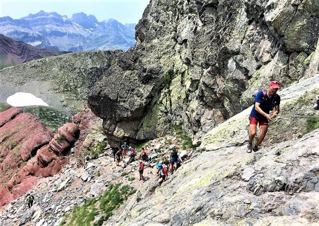 canfranc canfranc ruta ascensión pico anayet