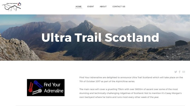 ULtra trail scotland 2